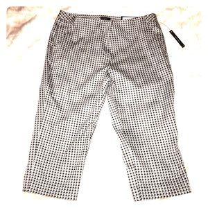 Worthington Modern Fit Capris Pants